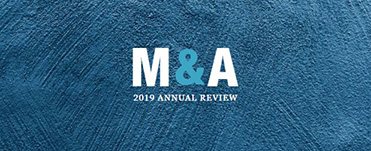 2019 M&A Annual Review